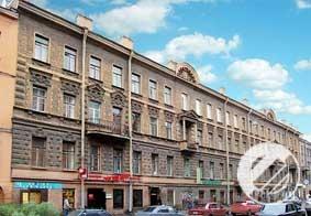 Фотография гостиницы: Итальянские комнаты и апартаменты ПИО на Моховой