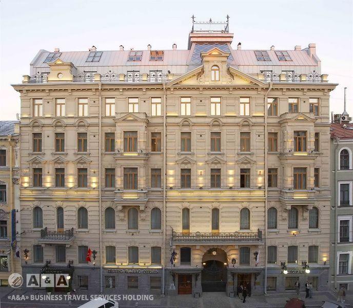 Фотография гостиницы: Петро Палас Отель