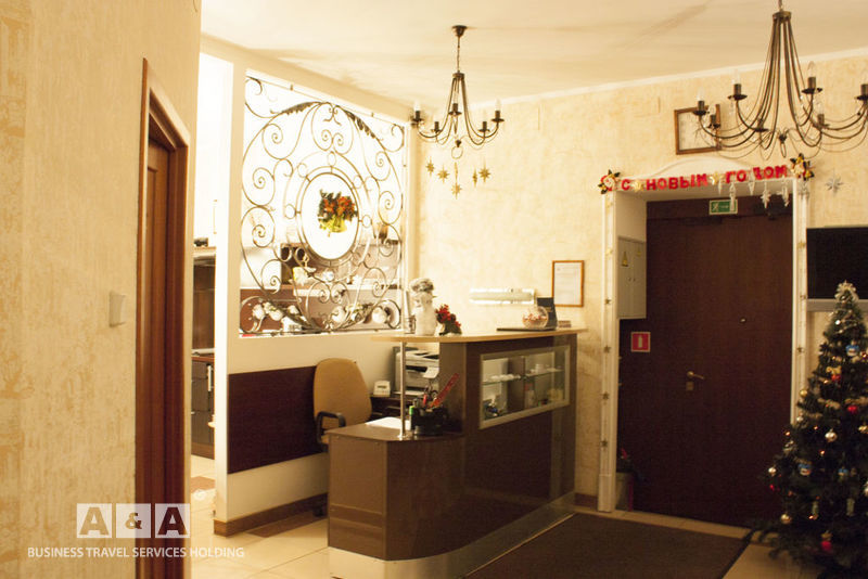Фотография гостиницы: Амос Невский Комфорт
