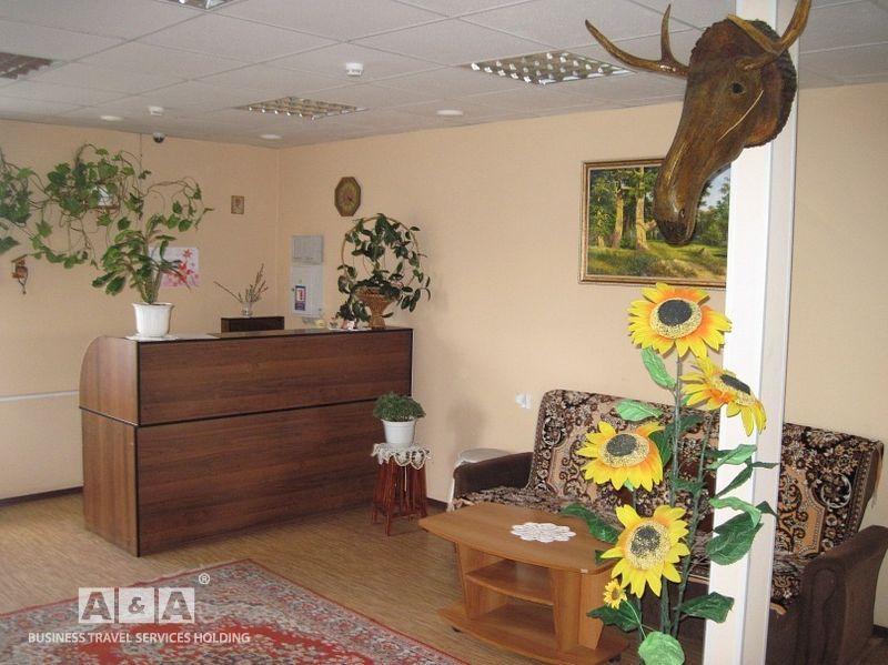 гостиница На Луговой