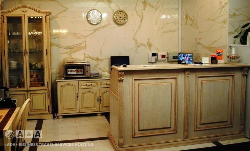 Фотография гостиницы: Кориолис на Софийской
