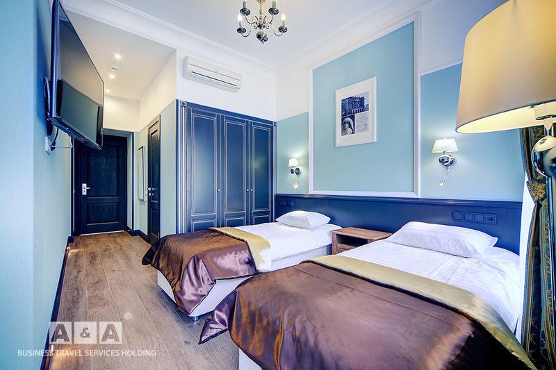 Фотография гостиницы: Петербургская Элегия