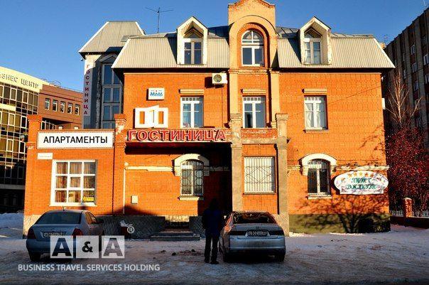 гостиница Хостел Барнаул