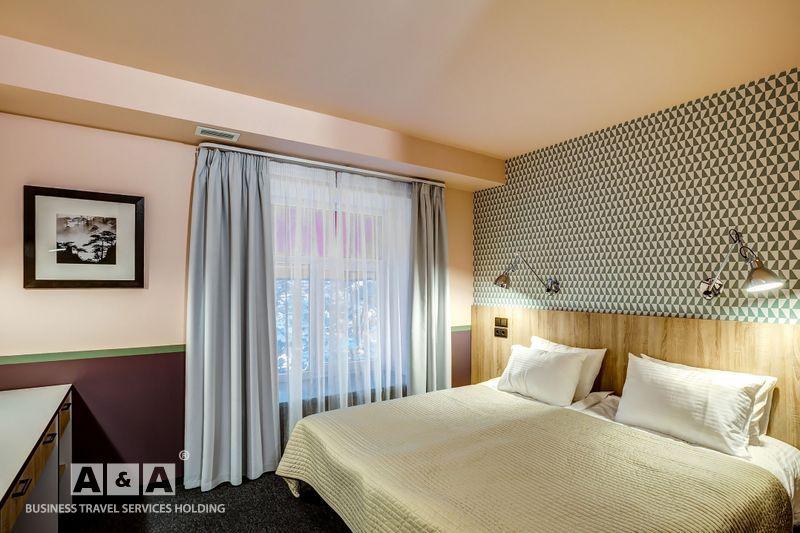 Фотография гостиницы: Мопс Отель энд Спа