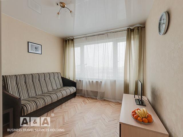 Фотография гостиницы: Ротас апарт Московский проспект 224 этаж 17
