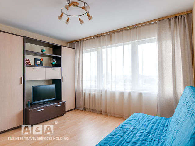 Фотография гостиницы: Ротас апарт Московский проспект 224 этаж 18