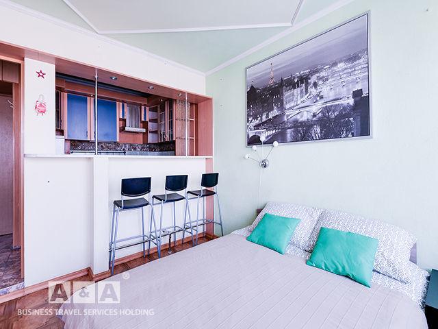 Фотография гостиницы: Ротас апарт Московский проспект 224 этаж 15