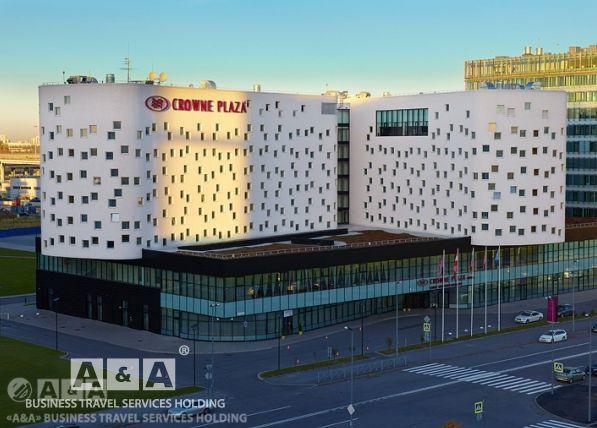 Фотография гостиницы: Краун Плаза Аэропорт (спец. предложение с 24.10.2017-27.10.2017)