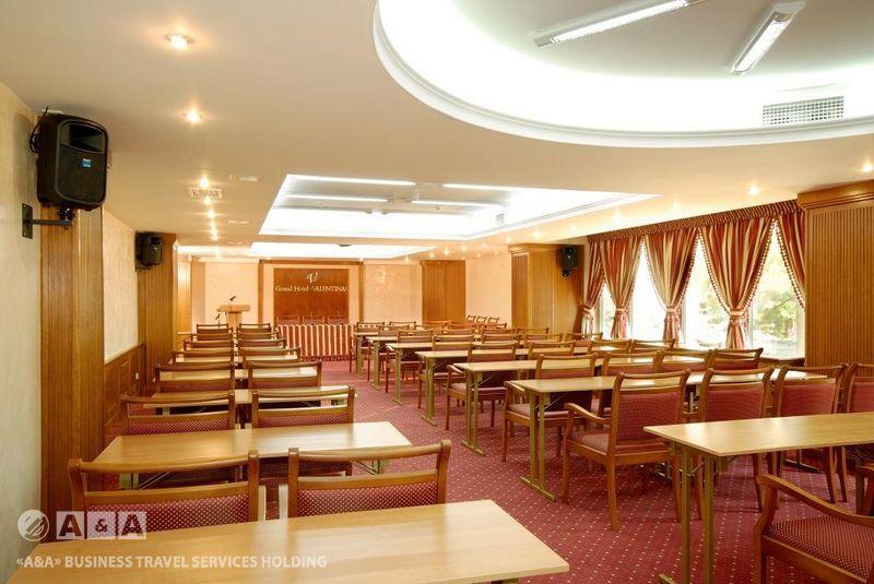 гостиница Гранд Отель Валентина
