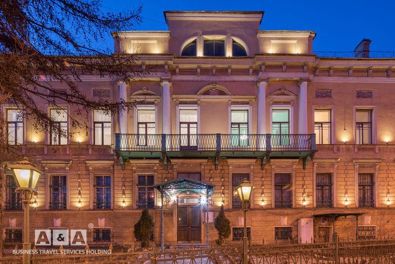 Фотография гостиницы: Особняк Брюллова А.П.
