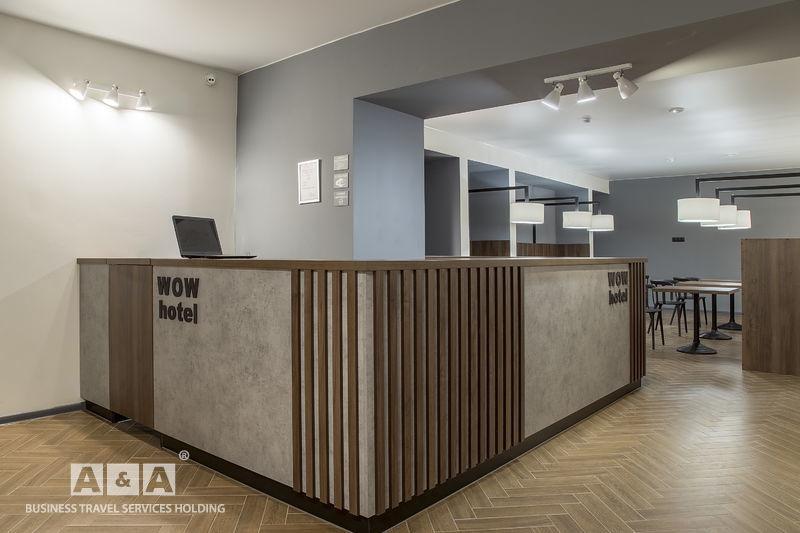 Фотография гостиницы: ВАУ на Невском