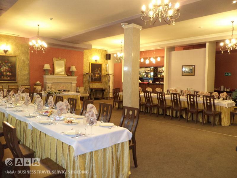 гостиница А Отель Амурский Залив