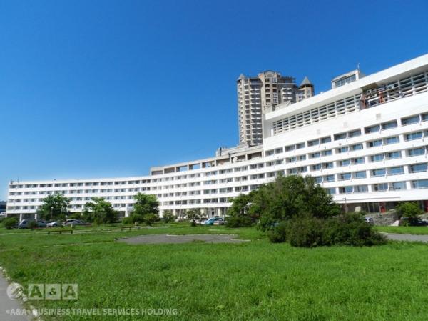 А Отель Амурский Залив