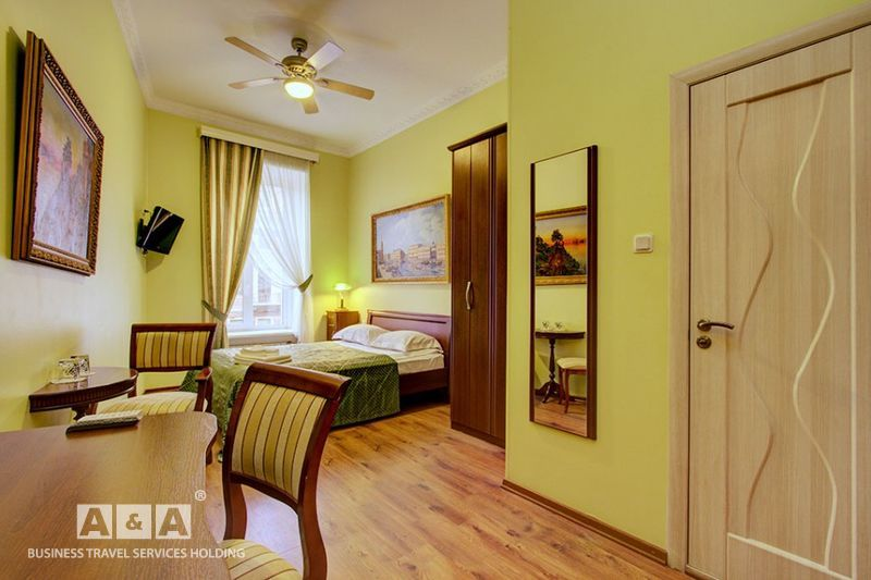 Фотография гостиницы: Клуб-отель Питерская
