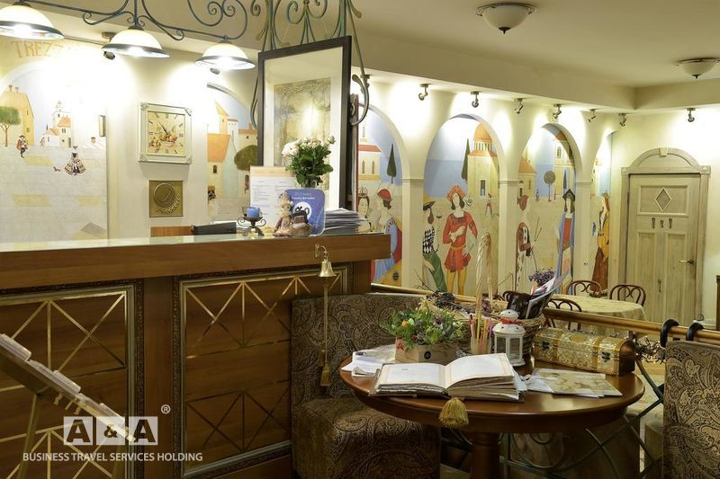 Фотография гостиницы: Трезини Арт-отель