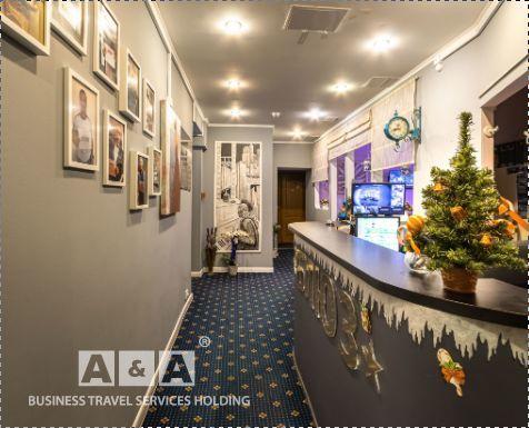 Фотография гостиницы: Блюз отель на Спасском