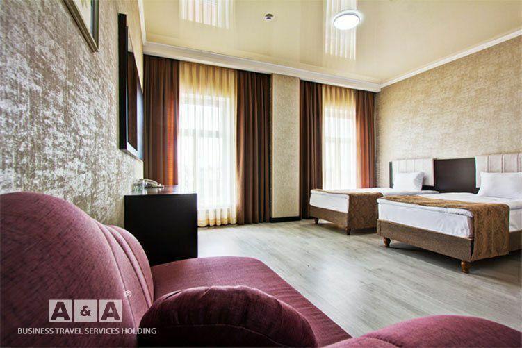 гостиница Карагат