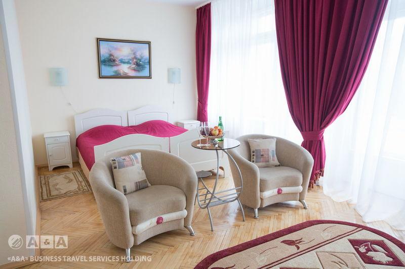 гостиница Изовела