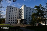 Общий вид гостиницы
