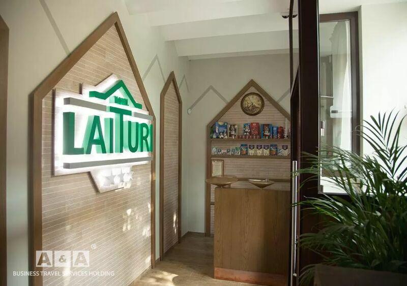 Фотография гостиницы: Лайтури