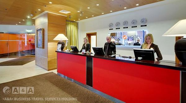 Фотография гостиницы: Сокос Отель Палас Бридж