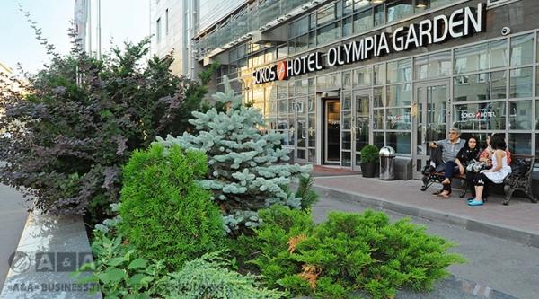 Фотография гостиницы: Сокос Отель Олимпия Гарден