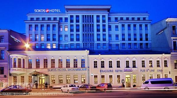 Фотография гостиницы: Сокос Отель Васильевский