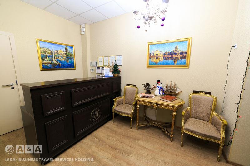 Фотография гостиницы: Невский Бриз Отель