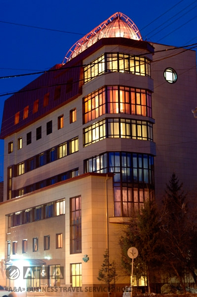 гостиница Улитка