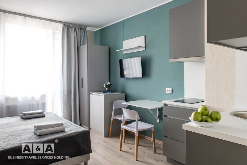 Фотография гостиницы: Апарт-отель Лайк-Апарт