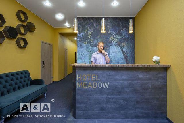 Фотография гостиницы: Мэдоу