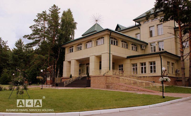 гостиница Борвиха