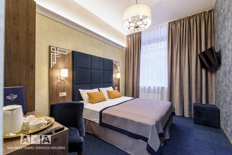 Фотография гостиницы: Руанн Декарт Бизнес отель