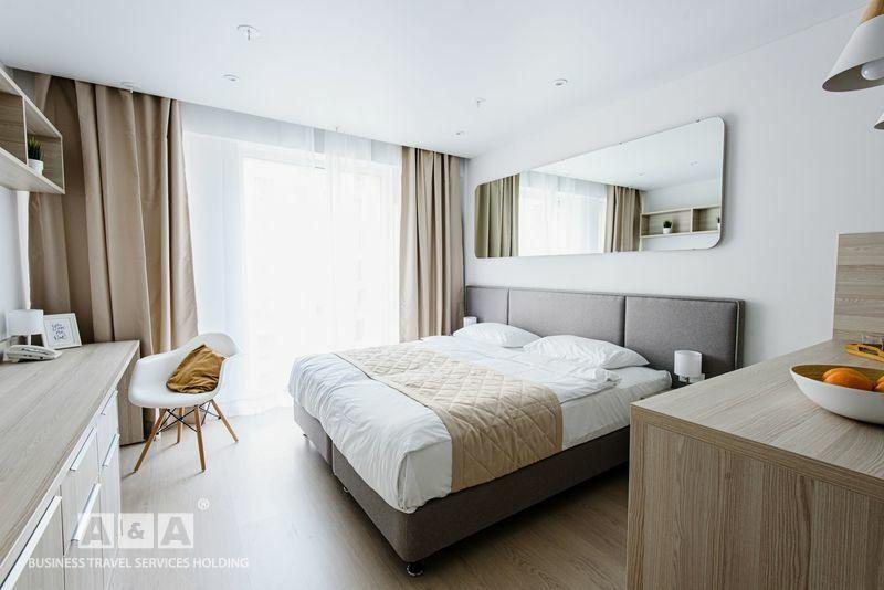 Фотография гостиницы: Апарт-отель Йес Марата