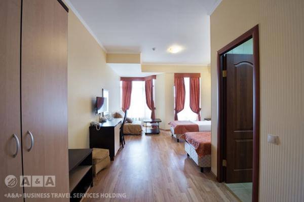 гостиницы в центре сочи