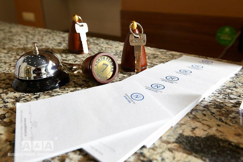 Фотография гостиницы: Северный цветок