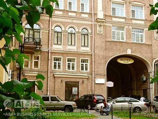 Фотография гостиницы: Невский Контур