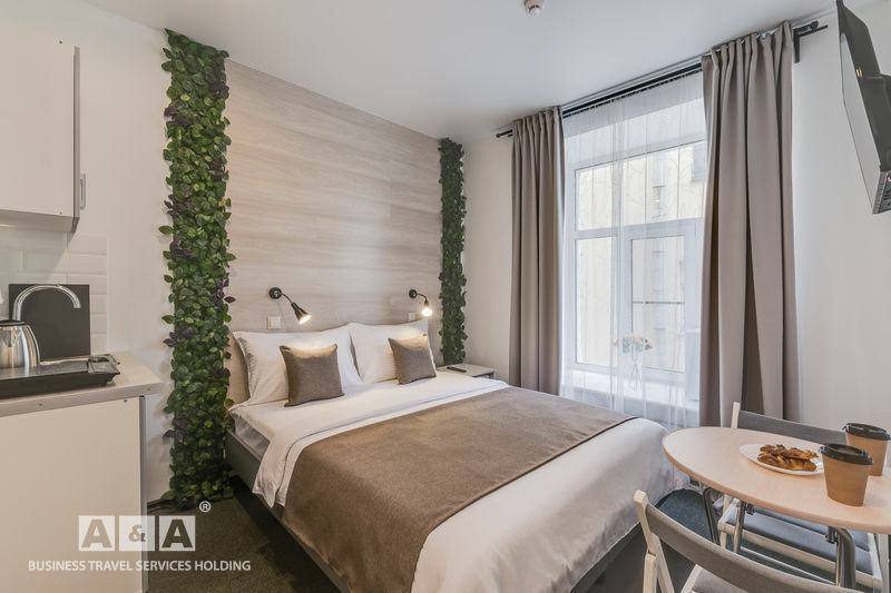 Фотография гостиницы: Травелто Звенигородская