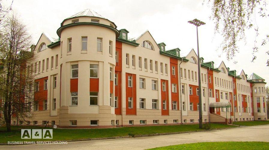 Фотография гостиницы: Отель Парк Крестовский
