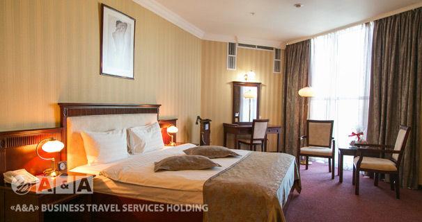 гостиница Гранд Отель - Астрахань