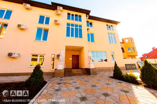 гостиница Валенсия спа-отель
