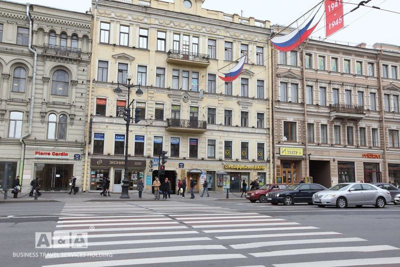 Фотография гостиницы: РА на Невском, 102