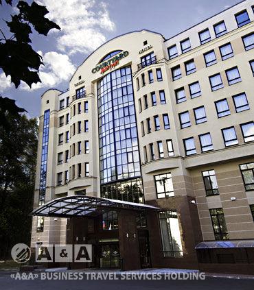 Фотография гостиницы: Кортъярд Марриотт Санкт-Петербург Пушкин Отель