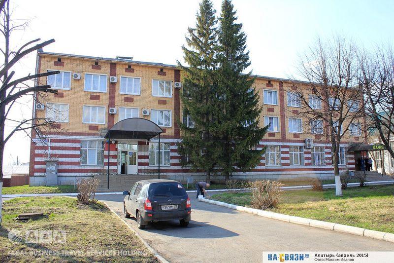 гостиница Золотая Сура