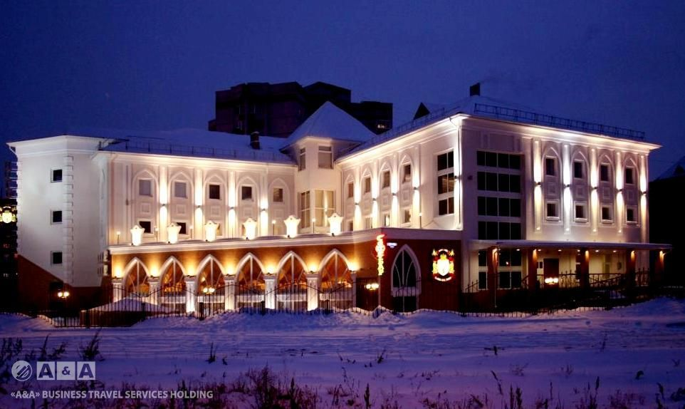 гостиница Князь Владимир