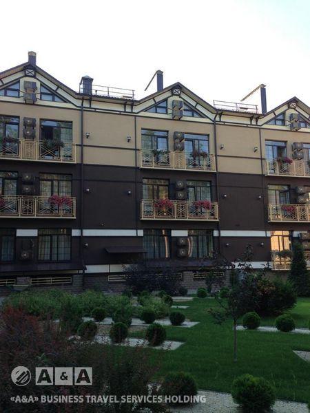 гостиница Парк Отель Европа