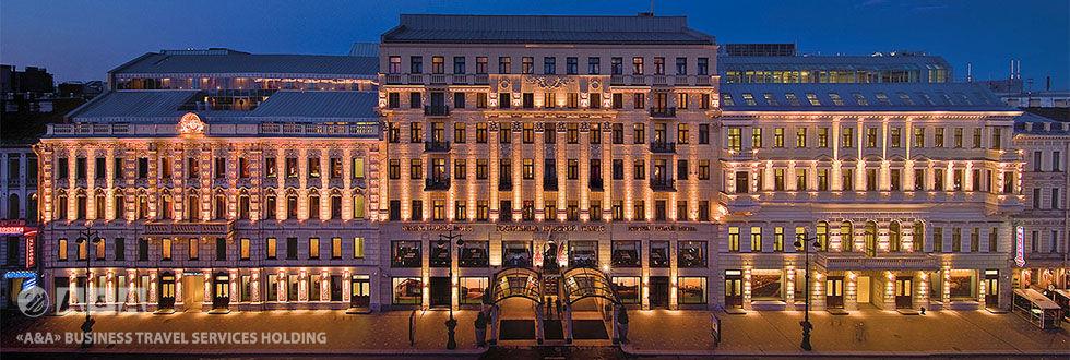Фотография гостиницы: Коринтия Невский Палас Отель