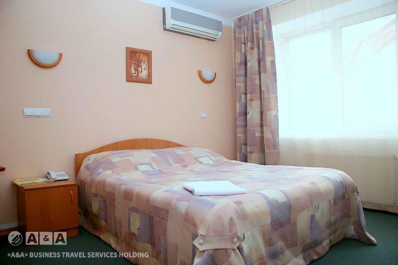 Гостиница в Екатеринбурге, городская гостиница эконом