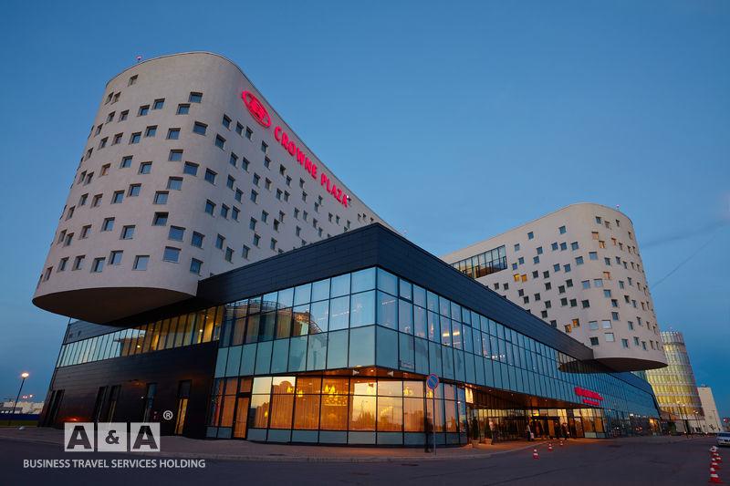 Фотография гостиницы: Краун Плаза Санкт-Петербург Аэропорт