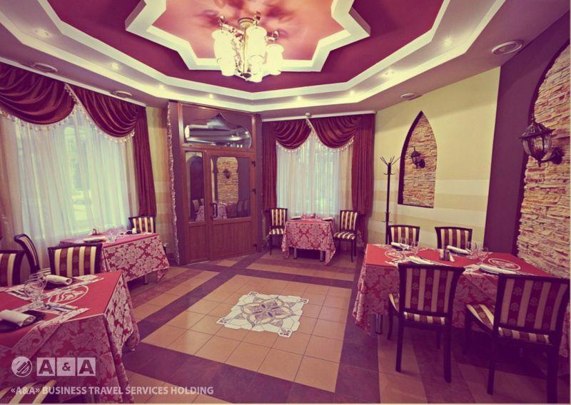 гостиница Фараон